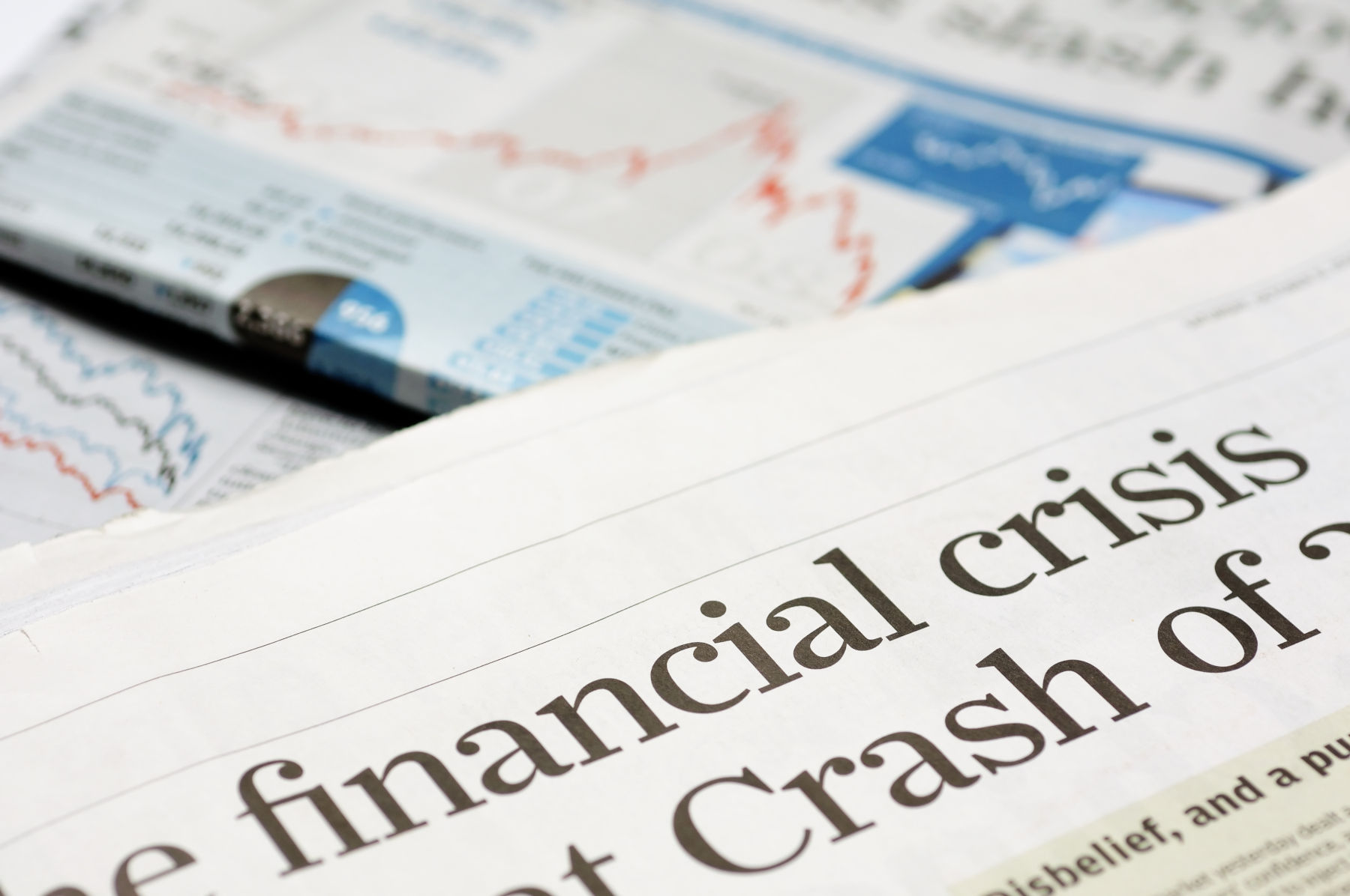 Whatever It Takes To Fix the Unprecedented Economic Crisis… Again and Again. Or How to See Past Bullshit to Find Your Own Financial Security.